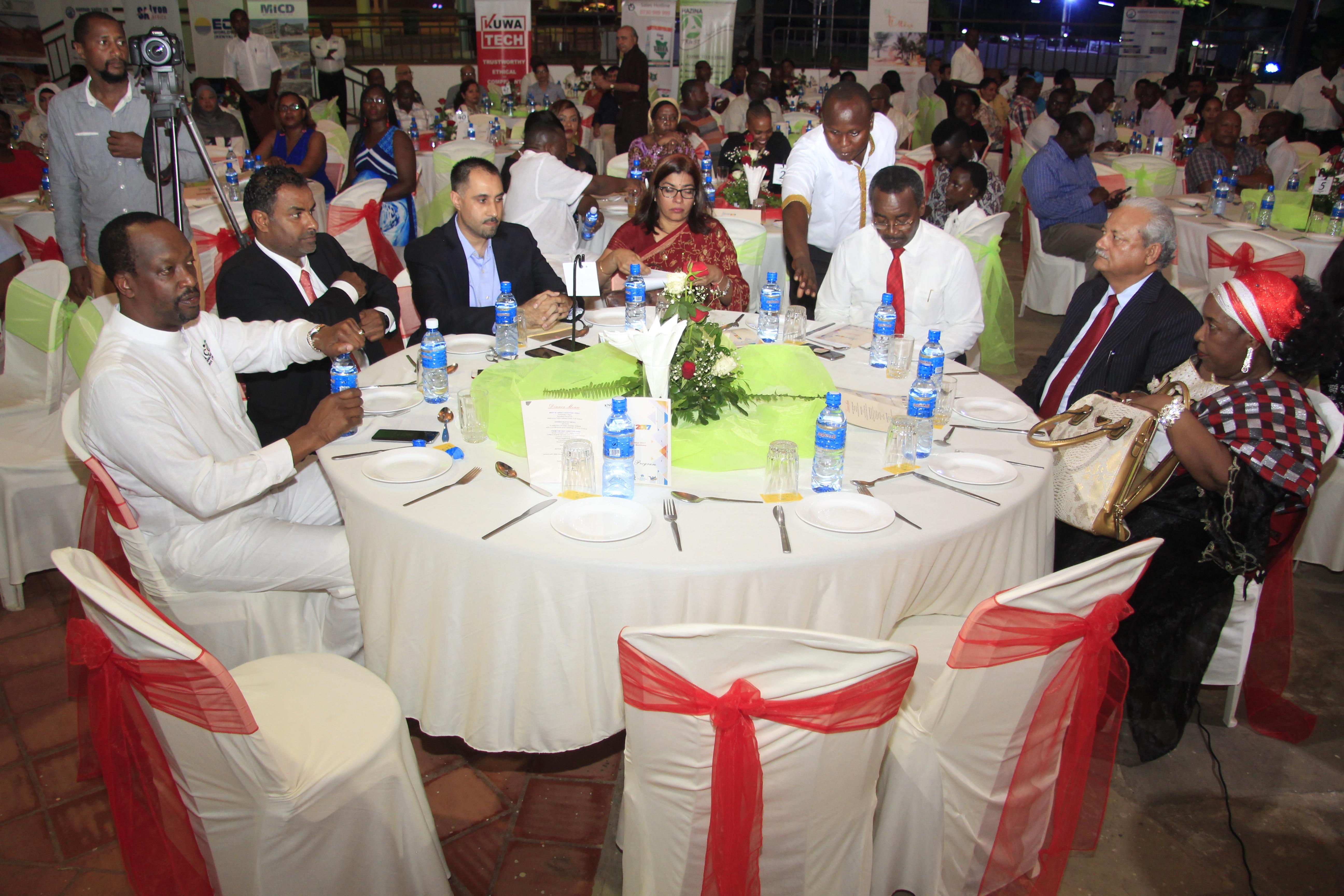 The Mombasa Business Awards 2017 Winners » KNCCI